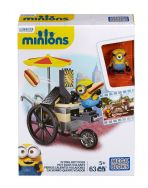 Despicable Me Minions Megabloks - Flying Hot Dogs